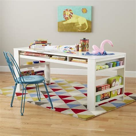 kids art table with storage 13 kids craft table inspirations to support the kids crafting moments homeideasblog com