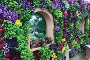 Flower Garden Show Parks At Rhs Chelsea Flower Show 2017