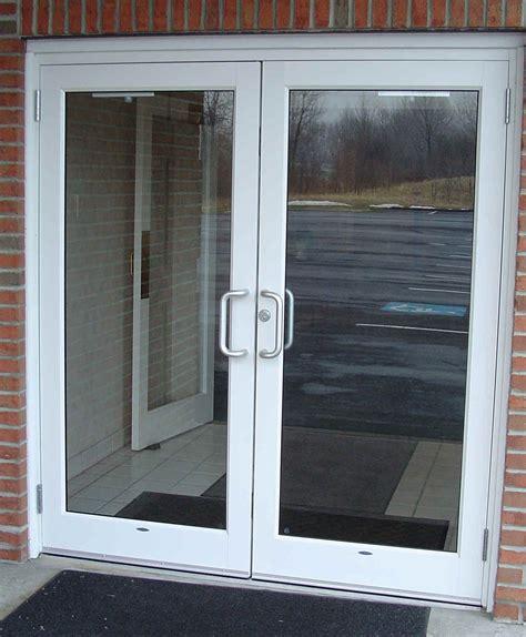 Commercial Glass Door Repair Door Decorations Glass Door Repairs