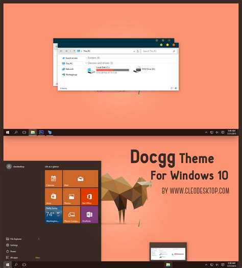 numix theme for windows 10 rtm docgg theme for windows 10 rtm