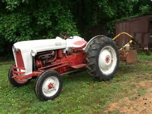 ford tractor 4 pcs of equipment 3500 scotts hill