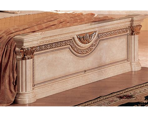 marble bed lucy bedroom set beige marble
