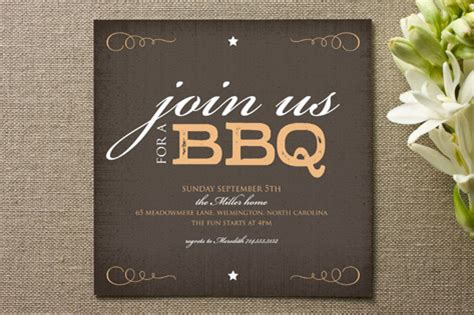 cool custom invitations for a summer to remember