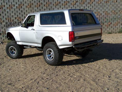 baja bronco 1996 ford bronco 1992 1996 3 inch fiberglass bedsides 3 ford