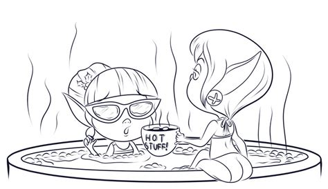 fogging up my glasses by chadrocco on deviantart