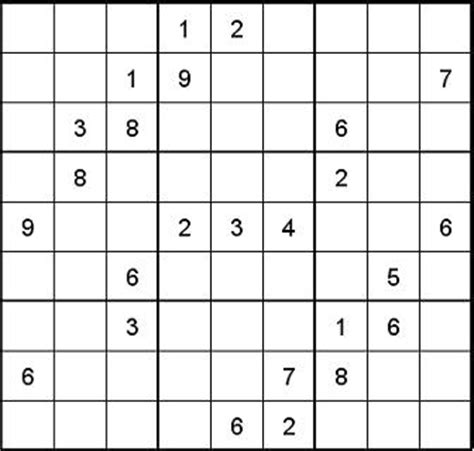 printable sudoku expert image gallery expert sudoku