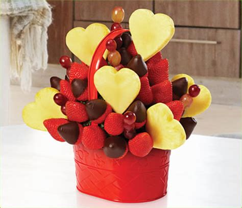 edible arrangements valentines for him review healthy and delicious s day gift ideas