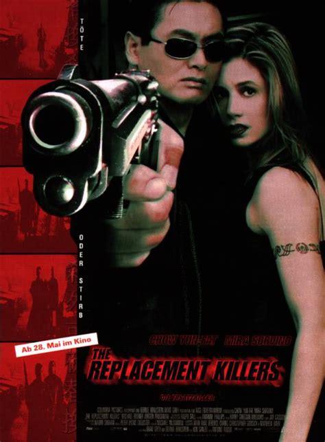 Plakat Filmu Kiler by Filmplakat Replacement Killers The 1998 Plakat 1 Von