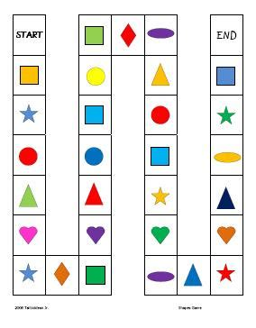 printable shapes games for kindergarten math geometry shapes talibiddeen jr companion blog