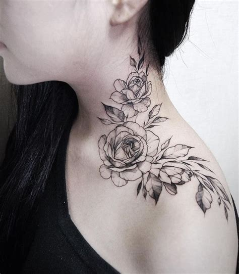 neck tattoo gym 50 cute neck tattoo designs to ink with lava360 feedpuzzle