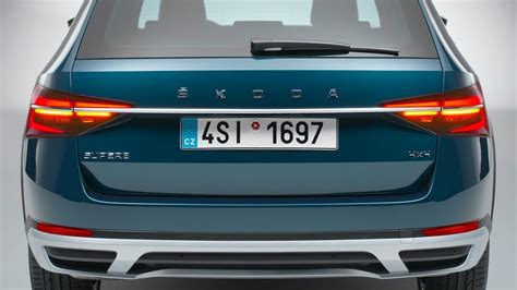 2020 Skoda Scout by 2020 Skoda Superb Scout Features Design And Interior