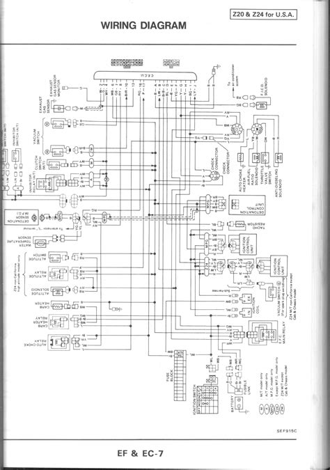 wiring diagram nissan navara d40 d40 workshop manual