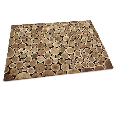 Reclaimed Teak Branch Table Runner, Placemats, and Coasters   The Green Head