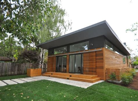 modular guest house california top 5 green modular homes or the sexiest mobile homes you