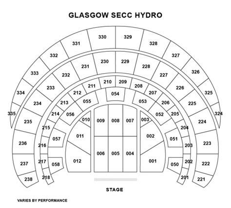 Secc Floor Plan Cheap Disney On Ice Worlds Of Fantasy Glasgow Tickets
