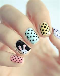 easter nail designs 15 easter bunny nail art designs ideas stickers 2016