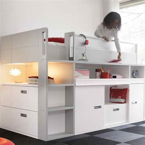 compact beds compact top bunk bed by gaultier decoholic
