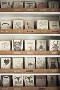 How To Display Cards 25 best ideas about greeting cards display on pinterest