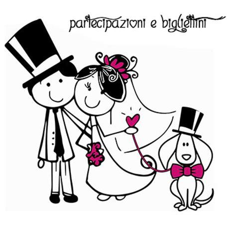 Matrimonio Clipart - partecipazioni e bigliettini per matrimonio