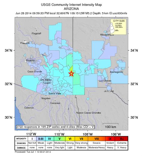 maryland earthquake map duncan m5 3 earthquake of june 2014 and temporary seismic