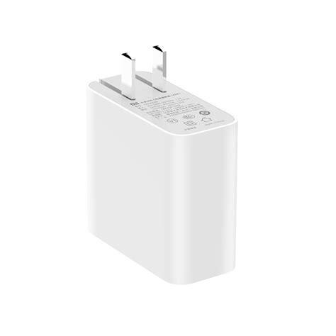 Charger Log On Original 2 Output Usb Max Output 3 4a מוצר original xiaomi mi usb c 45w max charger smart