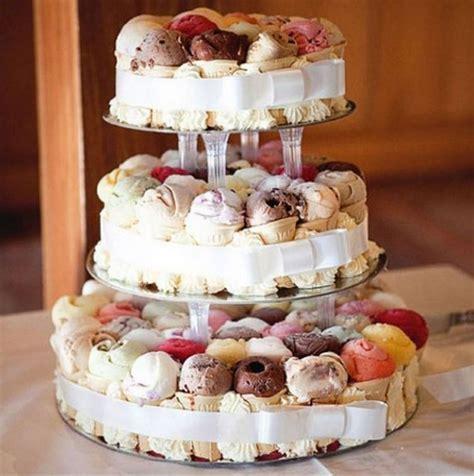 cara membuat ice cream fondan saat wedding cake sudah terlalu biasa 7 pengganti ini