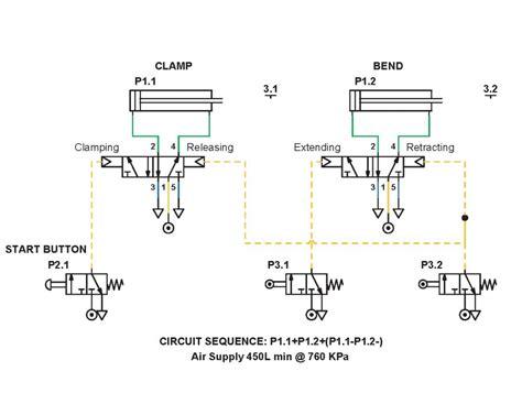 pneumatic diagram solenoid valve schematic pneumatic solenoid get free