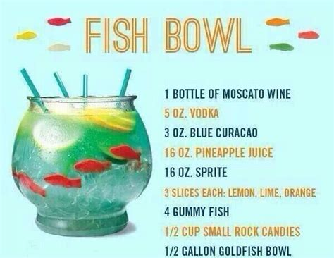 Cocktail Calculator For Parties - 17 best ideas about fishbowl drink on pinterest girls night recipes drinks and drink recipes