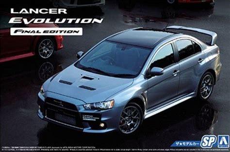 124 Mitsubishi Lancer Evolution X Ralliart Ver Aoshima 05164 aoshima 1 24 mitsubishi cz4a lancer evolution x