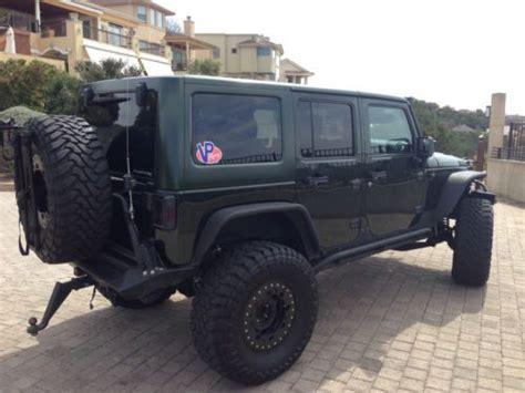 Jeep Wrangler 6 4 Hemi Buy Used 2011 Aev Hemi Jeep Wrangler Rubicon Aev 6 4 Liter