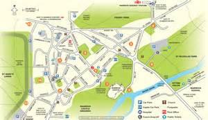 map of warwick warwick town council