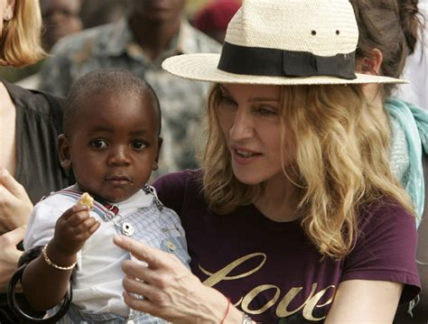 Madonna And Adopted David by Madonna To Adopt Two More From Malawi Insider
