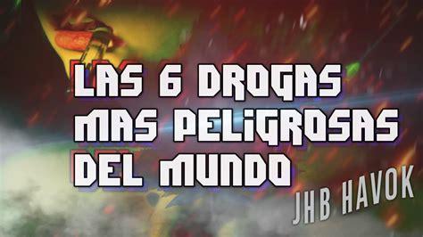 imagenes impactantes sobre la drogadiccion las 6 drogas m 225 s peligrosas del mundo jhb havok youtube