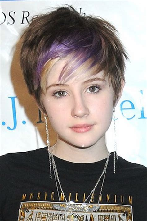 very short haircuts for teenage girls short hairstyles for teenage girls
