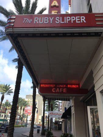 ruby slipper in new orleans photo1 jpg picture of the ruby slipper cafe