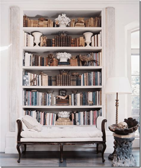 how to style beautiful bookshelves sawdust 174