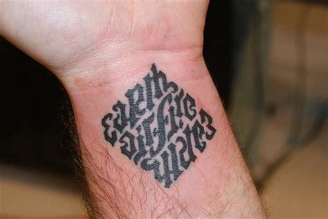 sick wrist tattoos sick tat brah page 77 arcade
