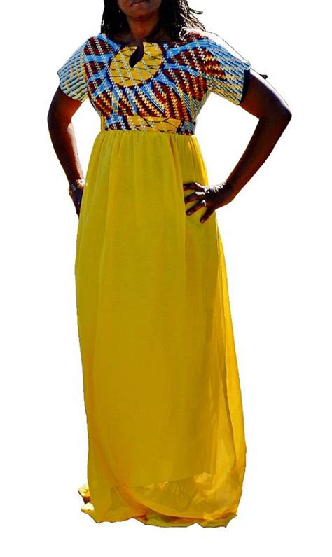 ankara flowing gown styles nigerian chiffon styles 2017 new and best trends jiji