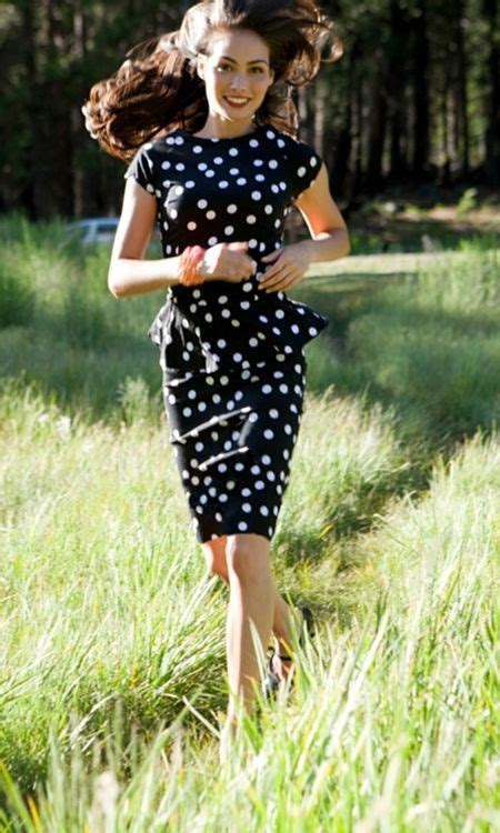 polka dots and peplum this dress is beautiful 86 shabby apple wearables pinterest