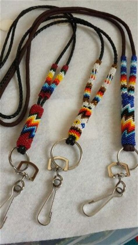 how to bead a lanyard lanyards my beadwork