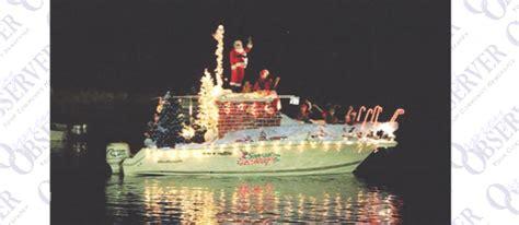 apollo beach boat parade get into the holiday spirit at annual alafia boat parade