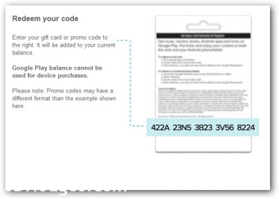 Jd Gift Card Codes - adwords advertisers get 5 google play credit