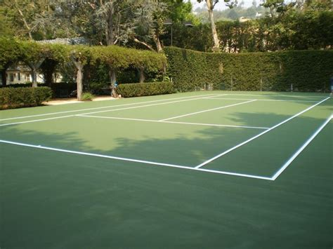backyard tennis courts 1000 images about outdoor activities on