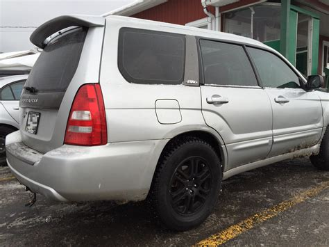 modded subaru forester forrester strikes back most pimpable subaru model