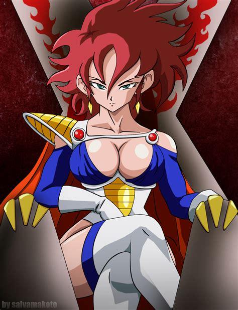 Porn Comics Of Dragon Ball Z - queen saiyajin by salvamakoto on deviantart
