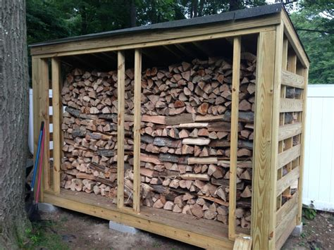 Firewood Rack With Roof Plans by 22 Firewood Rack For You To Get And Use Keribrownhomes