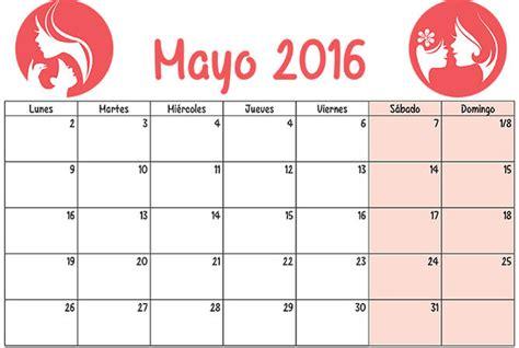 lunas mes de mayo 2016 mayo calendario escolar 2015 2016 para imprimir