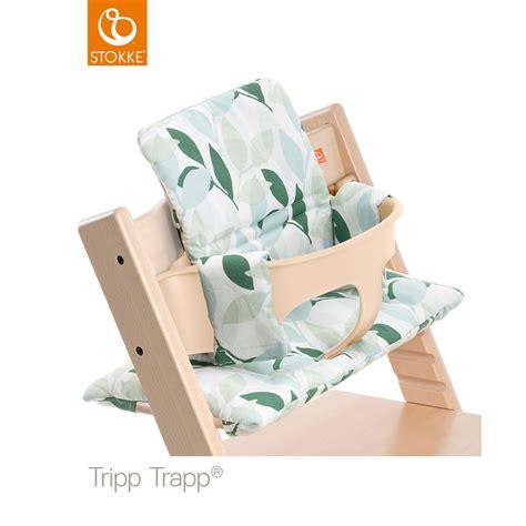 siege tripp trapp coussin fauteuil b 233 b 233 tripp trapp vert for 234 t de stokke en