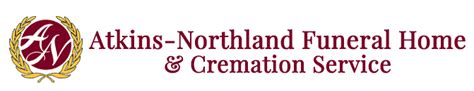 atkins northland funeral home cremation service