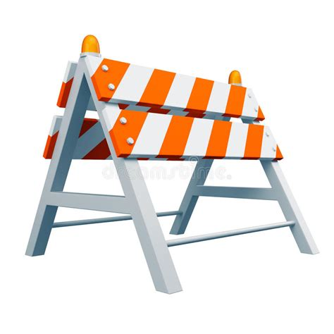 Road Barrier 9 11 road barrier stock illustration illustration of road